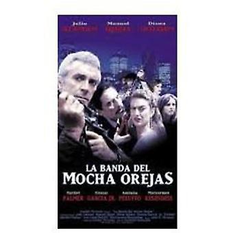 La Banda Del Mokka Orejas/Acabame De Eriks [DVD] USA importerer