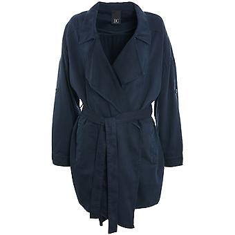 B.C.. best connections by heine jacket ladies trench coat Blau 171981