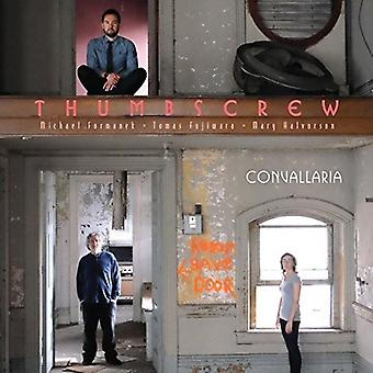 Halvorson, Mary - Formanek, Michael - Fu - Convallaria [CD] USA import