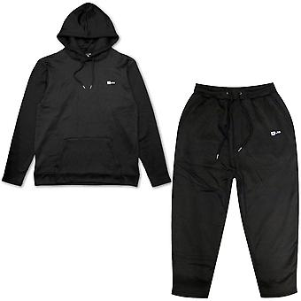 Lrg Holtz Hooded Tracksuit Black