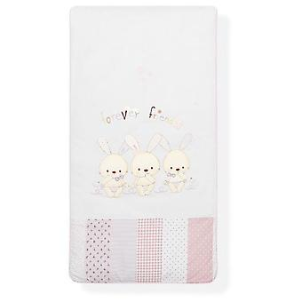 Interbaby Duvet Cover With Pillow Pasword Rosa