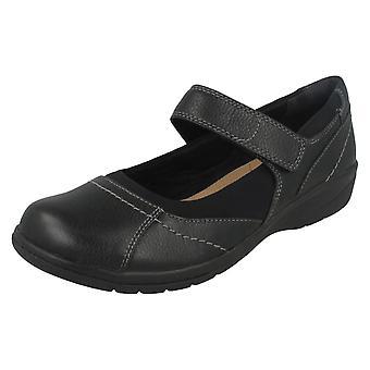 Damen Clarks Casual Schuhe Cheyn Web
