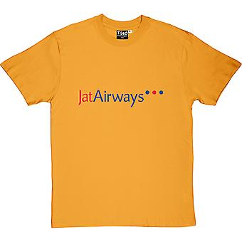 Jat Airways mannen T-Shirt