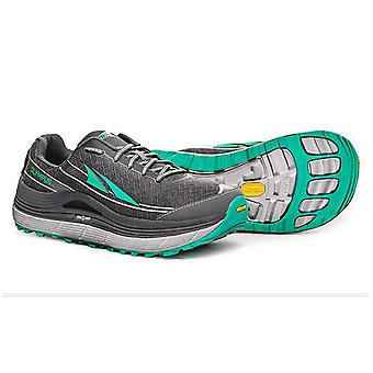 Altra Olympus 2.0 Womens Shoes Charcoal/Peacock