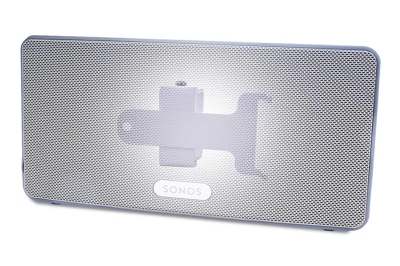 Vebos wall bracket Sonos Play 3 white