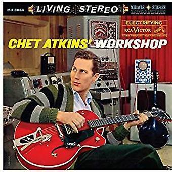 Atkins * Chet - Workshop [Vinyl] USA importerer