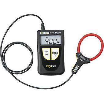 Clamp meter, Handheld multimeter Digital Chauvin Arnoux MA400D-170 Calibrated to: Manufacturer's standards (no certifica