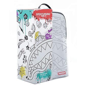 Sprayground DIY Shark - Backpack
