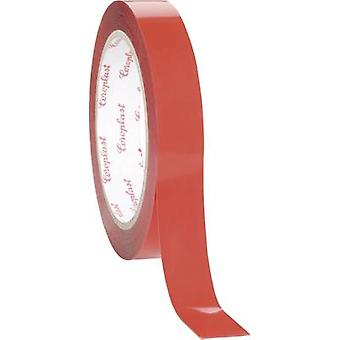 Double sided adhesive tape set Coroplast Transparent (L x W) 1.