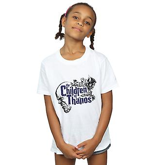 Avengers Girls Infinity War Children Of Thanos T-Shirt