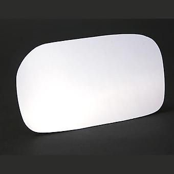 Left Stick-On Mirror Glass Easy to Fit For Honda CIVIC VI Hatchback 2000-2006