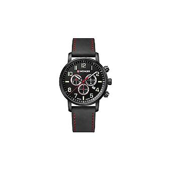 Wenger mens watch attitude Chrono 01.1543.104