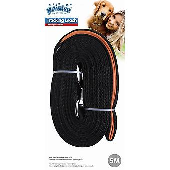 Pawise Black Nylon Training Strap (Dogs , Collars, Leads and Harnesses , Leads)