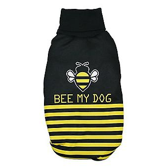 MI&DOG Sudadera Felpada Cuello Alto Bee T-50 (Dogs , Dog Clothes , Sweaters and hoodies)