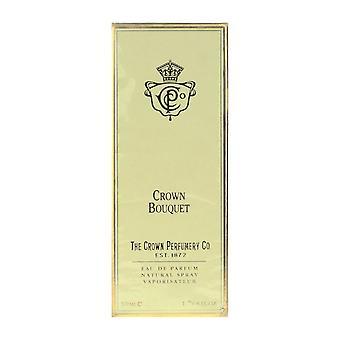 The Crown Perfumery Crown Bouquet Eau De Parfum Spray 1.7oz/50ml New In Box