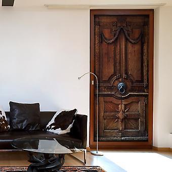 Photo wallpaper on the door - Luxury Door