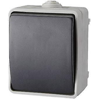 GAO Toggle switch, Circuit breaker Standard Grey EF600SA