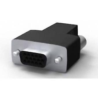 TE Connectivity AMPLIMITE HD-22 D-SUB socket Number of pins: 15 Crimp 1 pc(s)