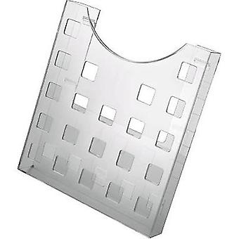 Helit Brochure holder H6102502 Glassy 239 mm x 262 mm x 47 mm No. of compartments 1