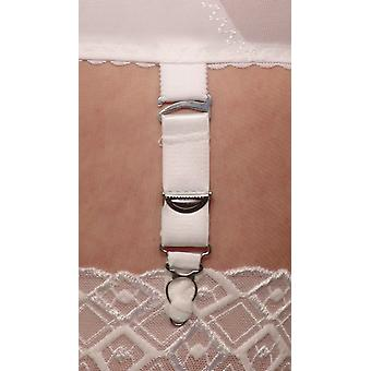 Berdita 4 Pack of Adjustable Suspender / Garter Hooks for Stockings (SusLAH)