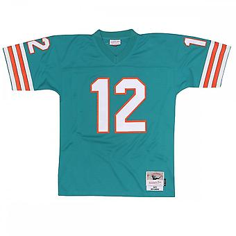 Mitchell   Ness Nfl Miami Dolphins Bob Griese 1972 Legacy Jersey 8c3d5c641