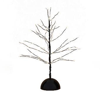 Lichte gloed LED kleine mousserend Tree decoratie