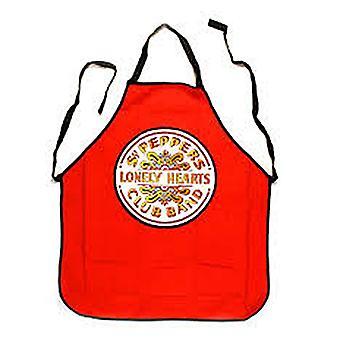Beatles Sgt Pepper 100% cotton kitchen apron (hb)