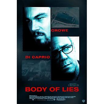 Cuerpo de mentiras Movie Poster (11 x 17)