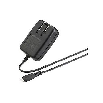 OEM BlackBerry Micro USB Travel Charger with Folding Blades - Universal