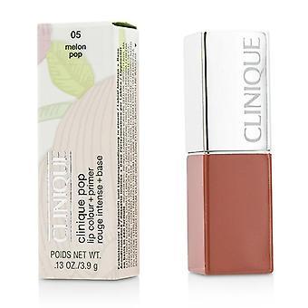 Clinique Clinique Pop Lip Colour + Primer - # 05 Melon Pop - 3.9g/0.13oz