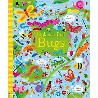 Kijken en het vinden van insecten door Look en het vinden van Bugs - 9781474937450 boek