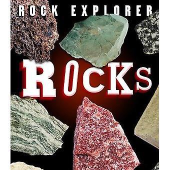 Rock Explorer - Rocks by Claudia Martin - 9781784939656 Book