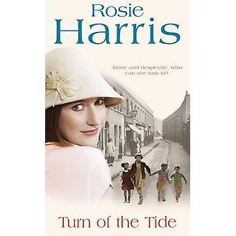 Turn of the Tide by Rosie Harris - 9780099421290 Book