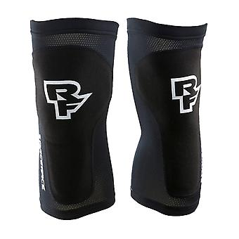 Race Face Black Charge Pair of MTB Knee Pad