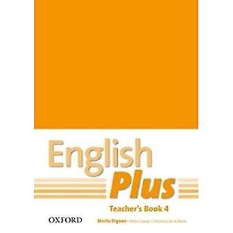 Inglês Plus: 4: livro do professor com recursos photocopiable: curso secundário de Inglês para estudantes com idades entre 12...