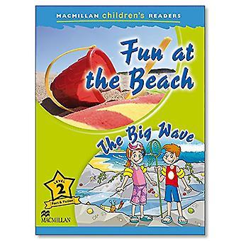 Diversão de leitores MacMillan infantil a nível de praia 2