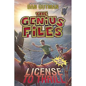 License to Thrill (Genius Files)