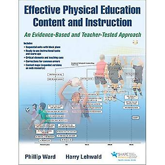 Effective Physical Education�Content and Instruction With�Web Resource: An�Evidence-Based and�Teacher-Tested Approach