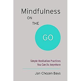 Mindfulness on the Go: Simple Meditation Practices You Can Do Anywhere (Shambhala Pocket Classics)