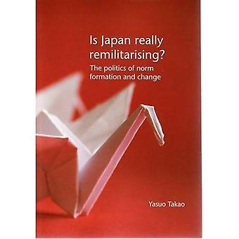 Is Japan Really Remilitarising?