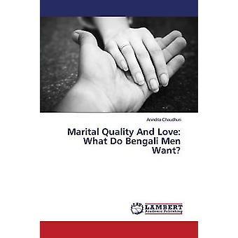 جودة الزوجية والحب ماذا يريد الرجال البنغالية قبل أنينديتا شاودوري
