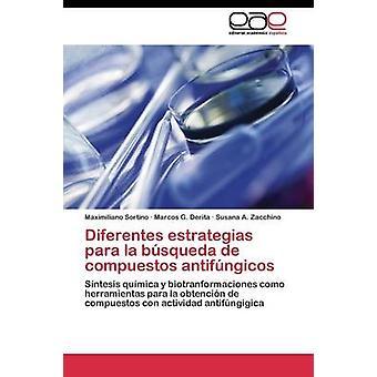 Diferentes estrategias パラ ラ bsqueda デ compuestos antifngicos Sortino マキシミリアーノで