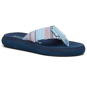 Womens Rocket Dog Spotlight Clair Cotton Lightweight Toe Post Flip Flops