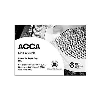 ACCA Financial Reporting: Passcards
