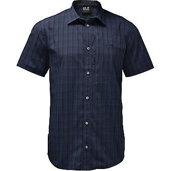 Jack Wolfskin Mens Rays Stretch Vent Lightweight UV Protective Shirt