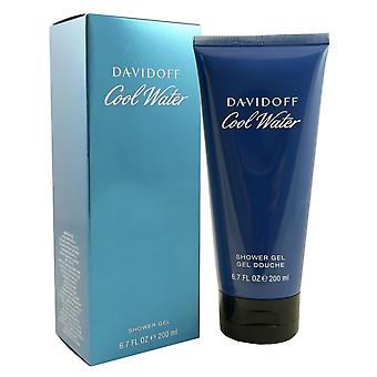 Davidoff Cool Water Man - Men 200 ml Showergel Duschgel