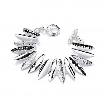 Cavendish French Silver Ink Quills Bracelet