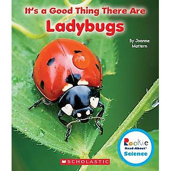 It's a Good Thing There Are Ladybugs by Joanne Mattern - 978053122830