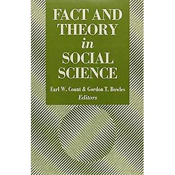 Fact and Theory in the Social Sciences by Earl W. Count - 97808156206