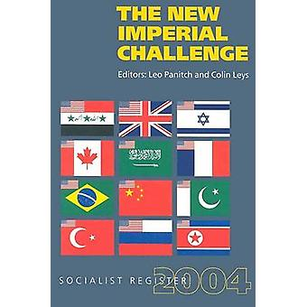 New Imperial Challenge - Socialist Register - 2004 by Leo Panitch - 97